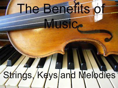 The Benefits of Music on children  // Los beneficios de la música en niños