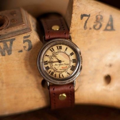 9ceb9ad9b46 vintage look watch