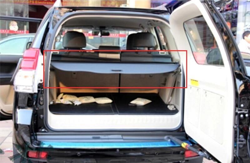 Lexus RX 2009 /> rear parcel shelf load cover panel Black