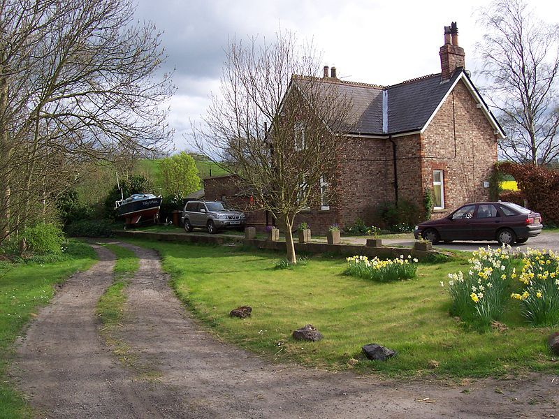 North Grimston, North Yorkshire.
