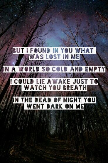 Starset Dark On Me Music Quotes Lyrics Band Quotes Song
