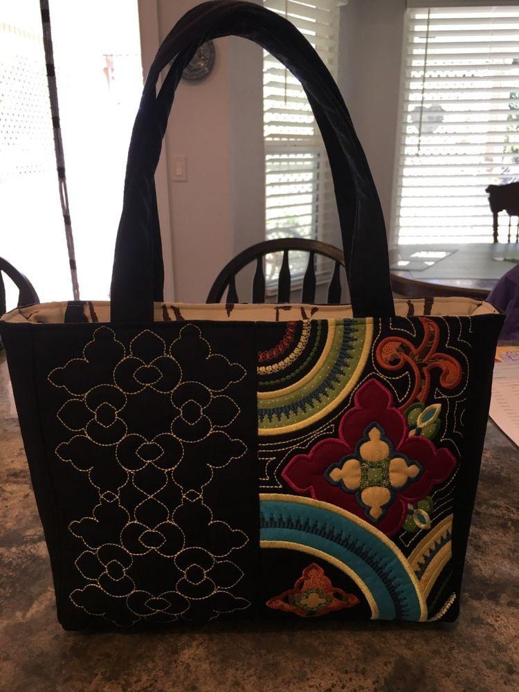 4065bf8baa New Home made appliquéd tote bag  fashion  clothing  shoes  accessories   womensbagshandbags (ebay link)