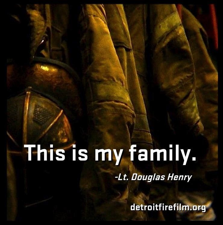 This is my family. #firefighters #fireservice
