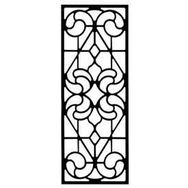 Rectangular Wall Art rectangular wall art (style 205) | art styles, wrought iron and