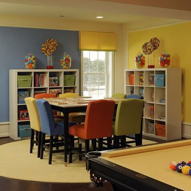 Playroom Design Ideas Pictures Remodel And Decor Game Room
