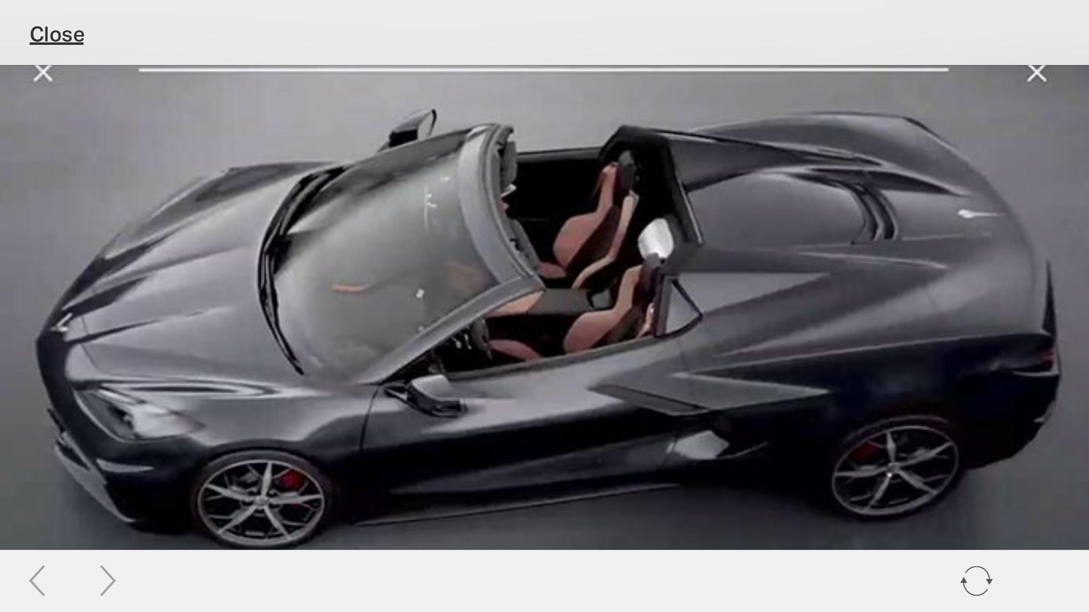 Pin By Andra C S Lizama On Cool Autos Corvette Convertible Chevy Corvette Chevrolet Corvette
