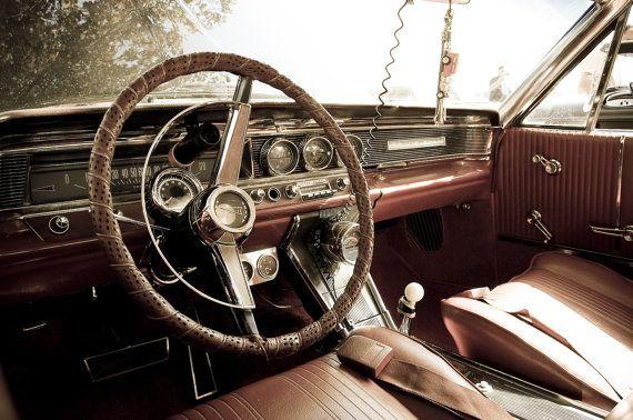 Classic Classic Car Vintage Interior Fancy Classy Oldschool