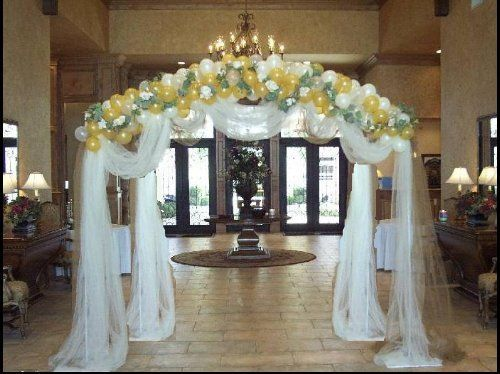 New 48\' Balloon Arch Strip Wedding,Bridal,Birthday,Party Quinceanera ...