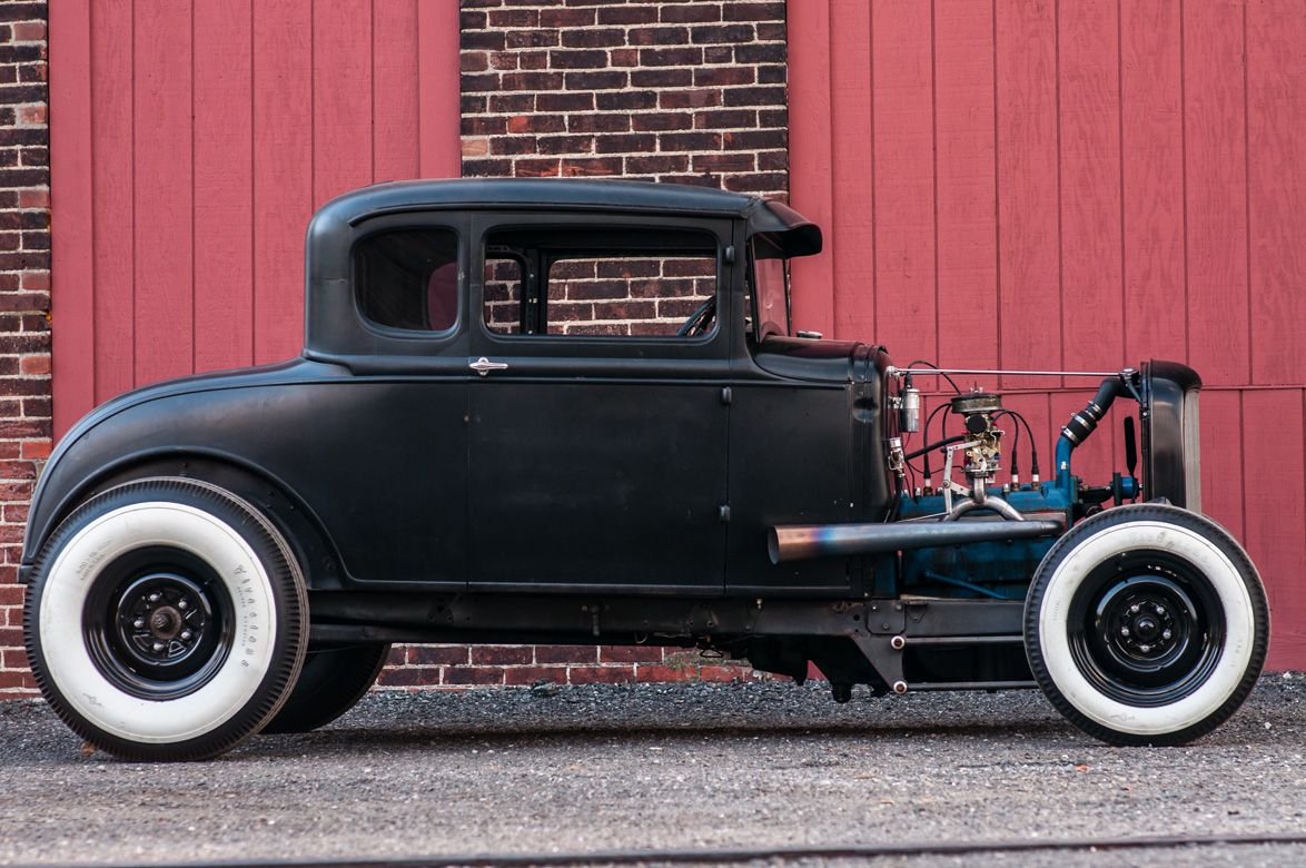 images of hot rod cars | Old Airfield Drag Racing Rusted Hot Rods ...