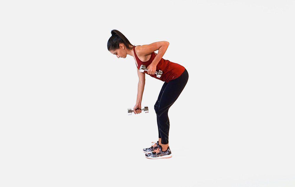 ⚡️KETTLEBELL CORE CHALLENGE⚡️ . 20 Alternating Hip Lifts