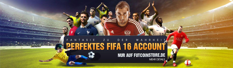 Fifa 16 Münzen Kaufen
