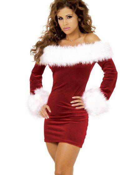 15e6fc6955 Popular Cute Women Santa Costume-Buy Cheap Cute Women Santa ...