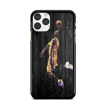 Kobe Bryant Dark Wood Wallpaper Iphone 11 Pro Max Case Babycase Babycasee Di 2020