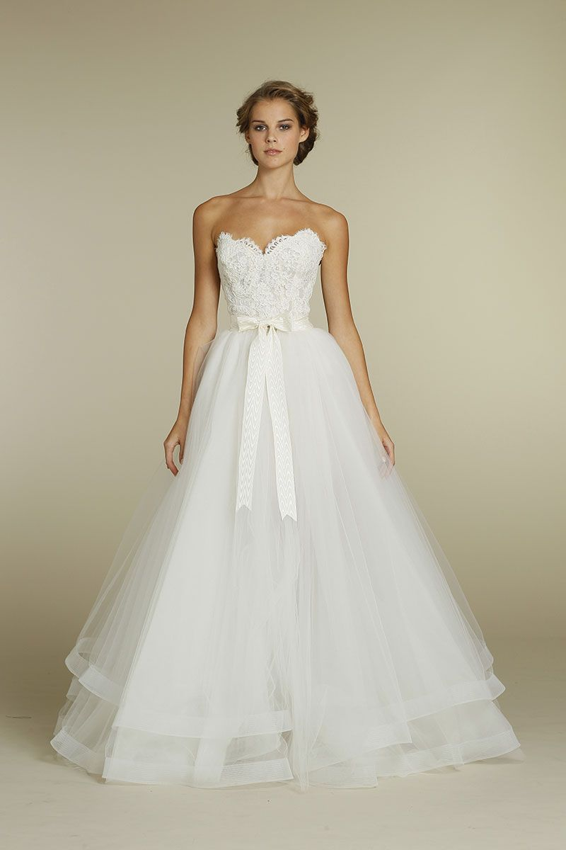 I really should stop looking at wedding dresses since I already have ...