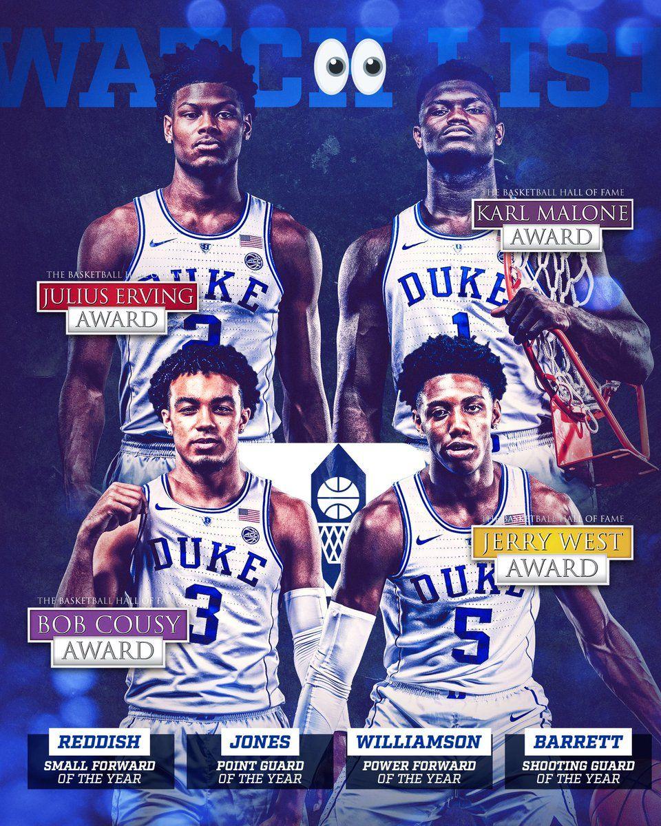 Zion Williamson Zionw32 Twitter Duke Basketball