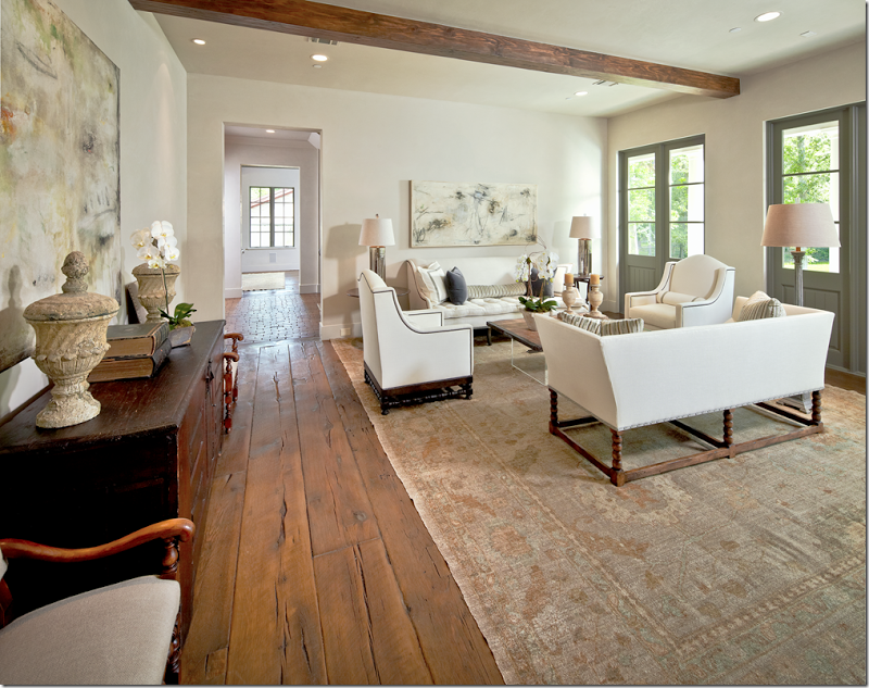 150 year old reclaimed plank flooring from custom floors unlimited
