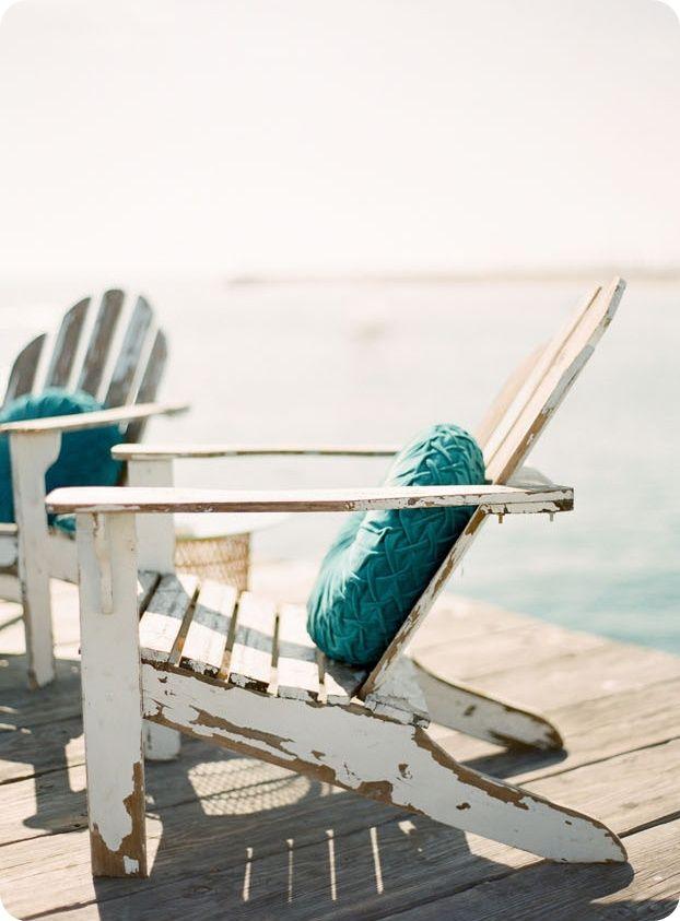 En ting er sikkert gardens Pinterest Playa, Sillas y - sillas de playa