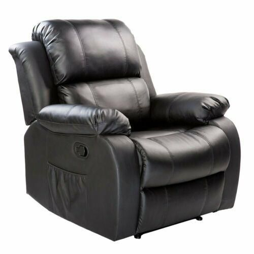 Best Massage Recliner Sofa Leather Vibrating Heated Chair 400 x 300