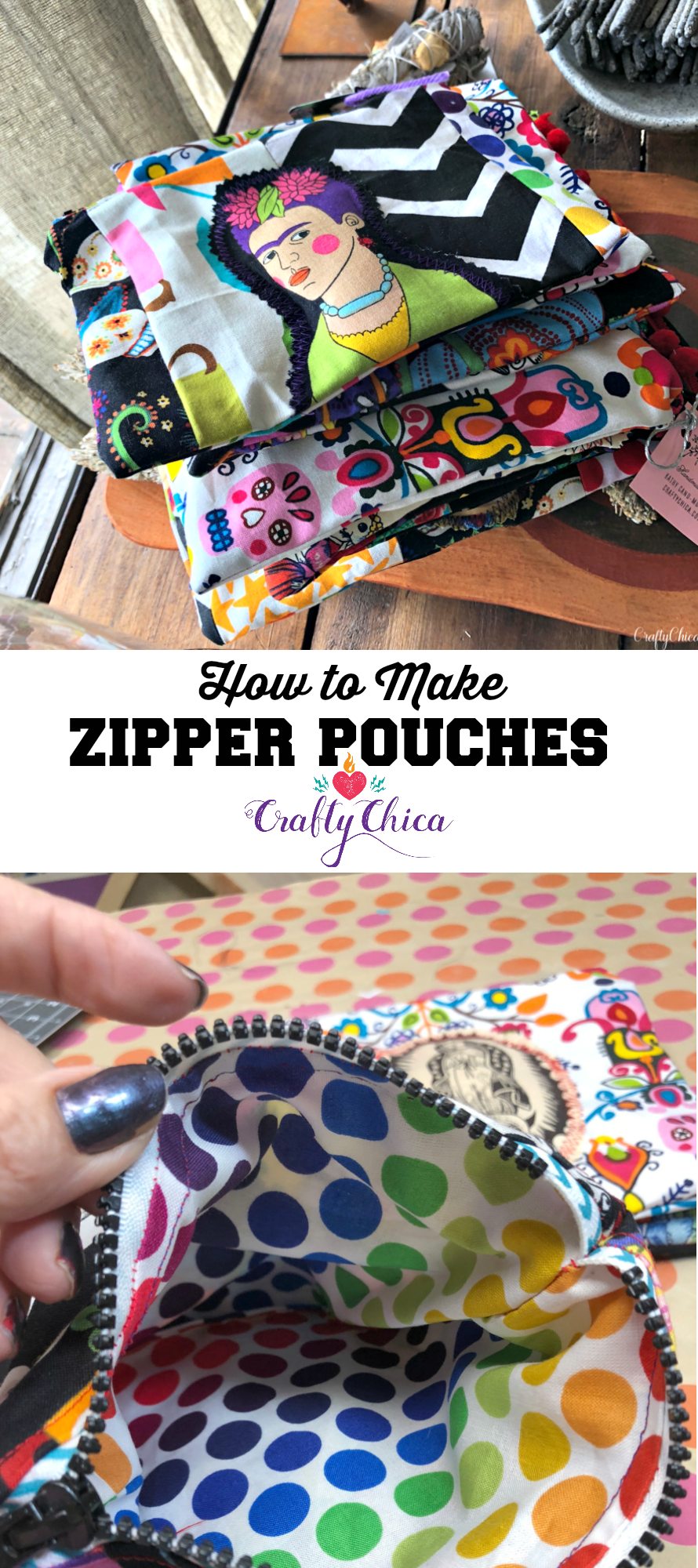 Going Soft: My Adventure With Zipper Pouches | Pouches, Crafty and ...