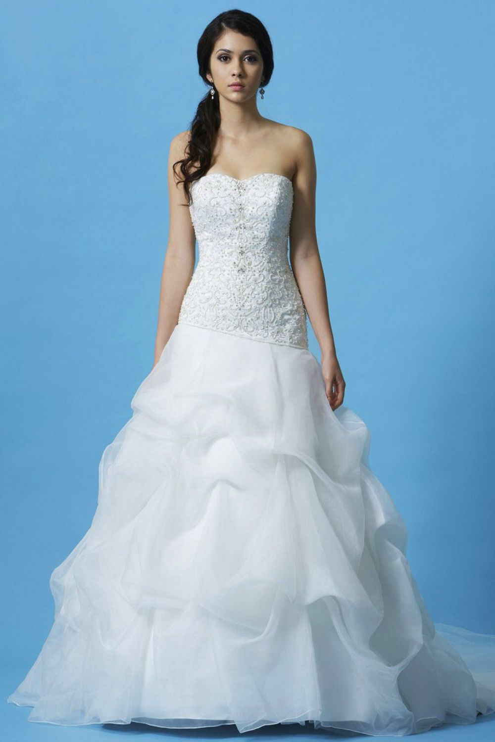 Eden Bridal Gown Style - Gl031 | Wedding | Pinterest | Weddings ...