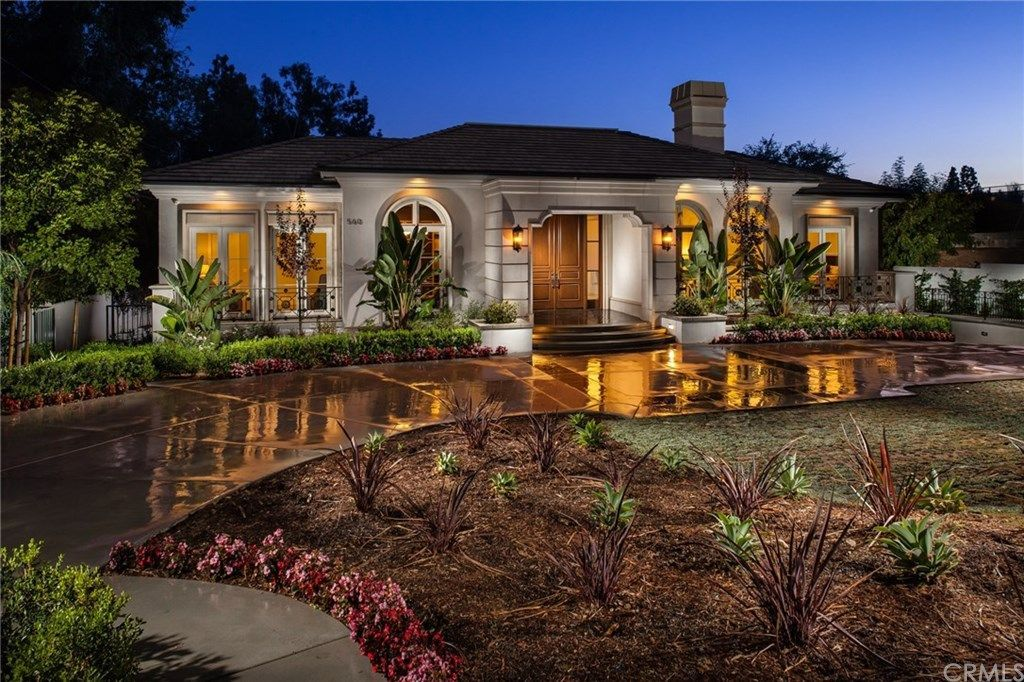 560 W Orange Grove Ave Arcadia Ca 91006 Mls Ar20040460 Zillow In 2020 Dream Home Design Classic House French Country House Plans