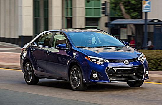 2016 Toyota Corolla Gas Mileage Release Date