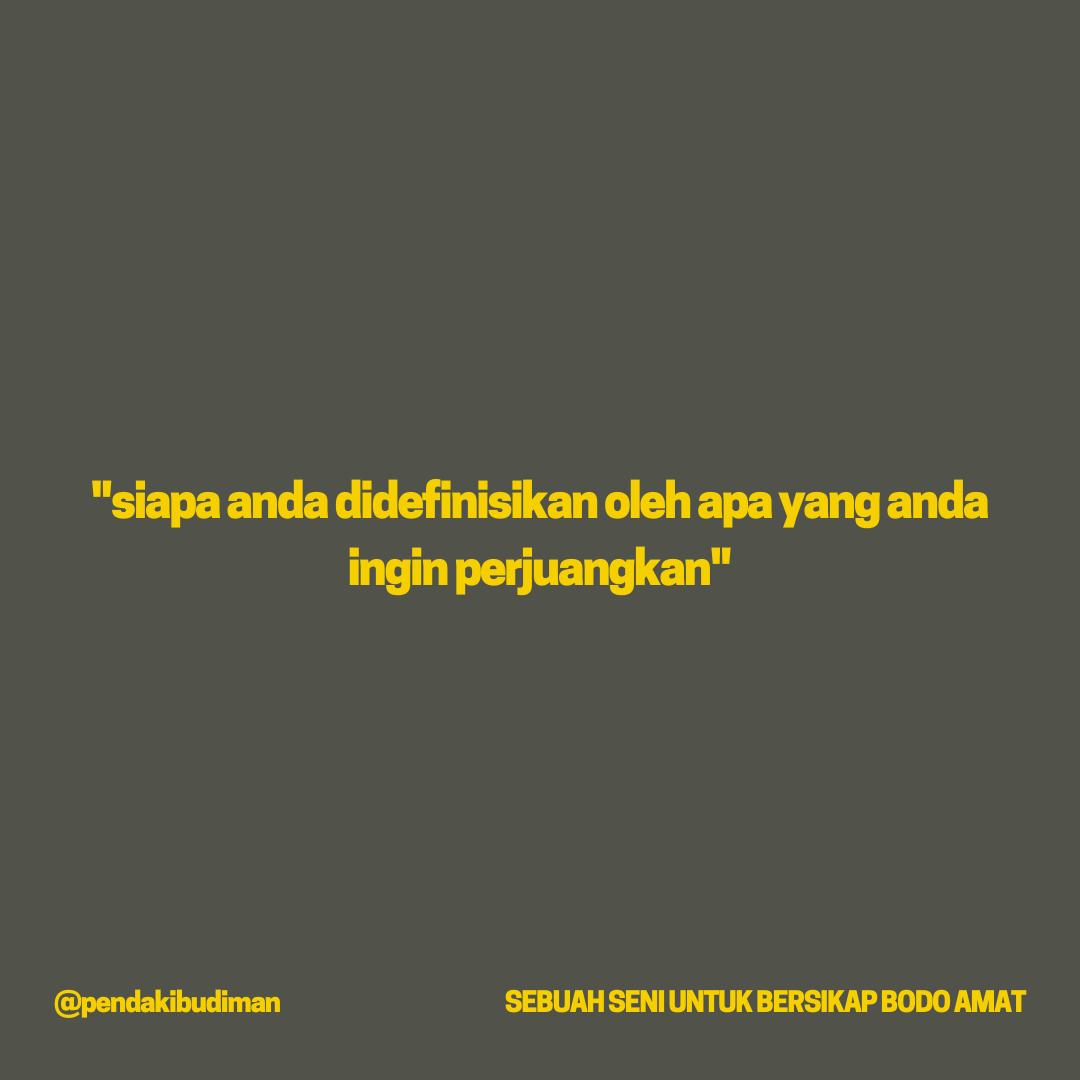 Quotes Sebuah Seni Untuk Bersikap Bodo Amat Kutipan Bijak Seni Bodo