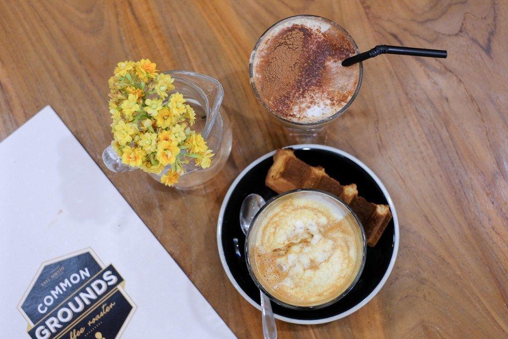 Common grounds coffee roaster cafe galaxy mall surabaya