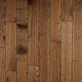 Ellington Plank Bruce Antique Oak In. Thick X In. Wide X Random Length  Solid Hardwood Flooring Sq. At The Home Depot