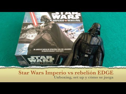 Star Wars Imperio vs Rebelion videoreseña - YouTube