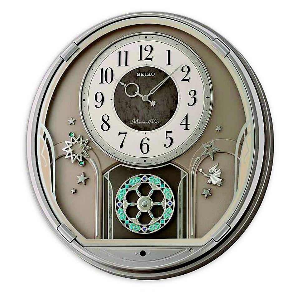 Seiko Melodies In Motion Wall Clock Clock Wall Clock Wall Clock Seiko