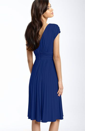 Suzi Chin for Maggy Boutique Ruched Matte Jersey Dress | Nordstrom