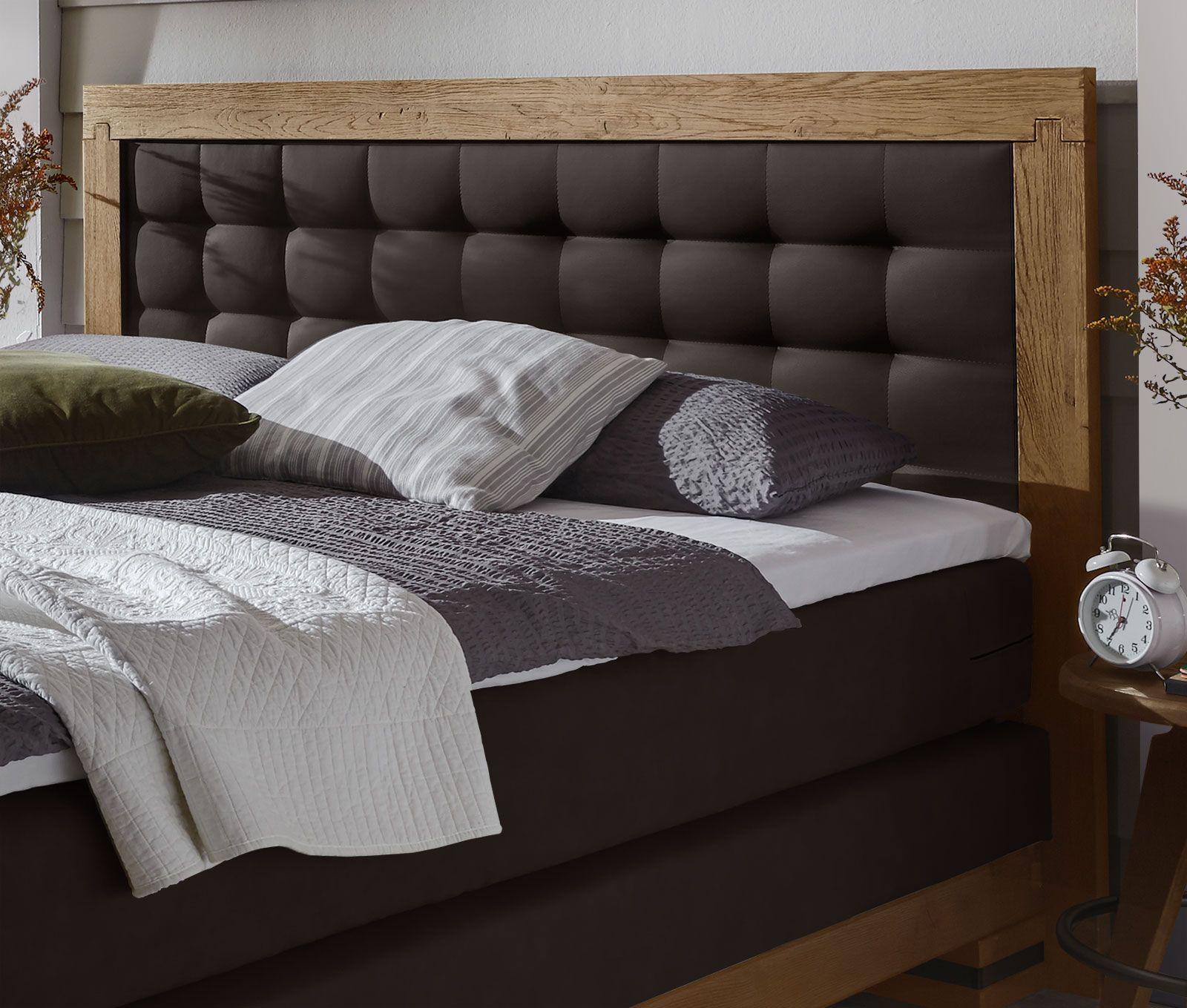 """Boxspringbett """"Aronia"""" Schlafzimmer einrichten, Bett und"""