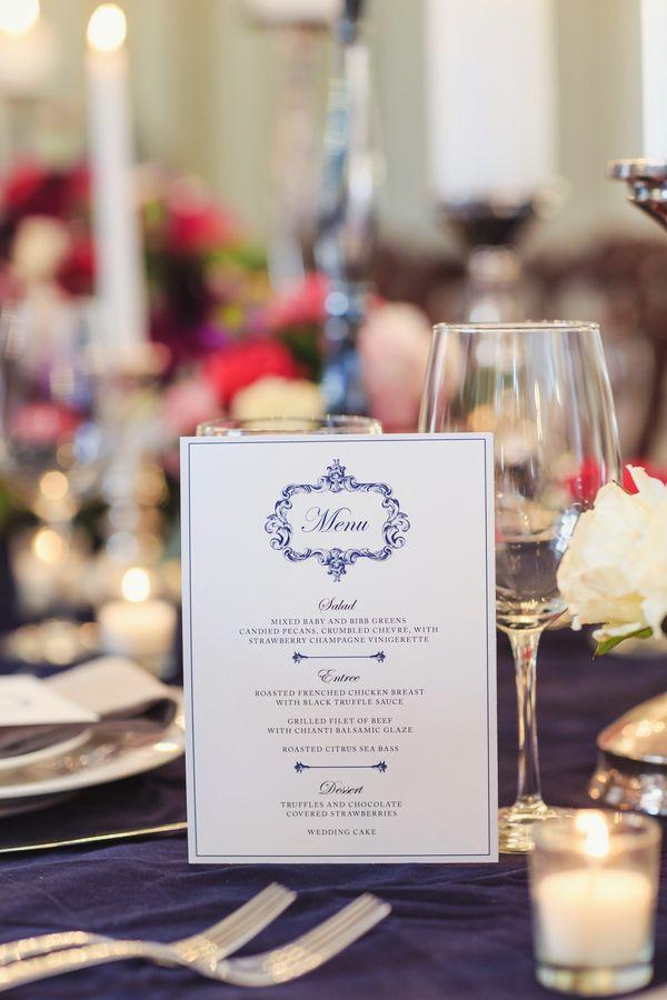 Victorian Era Indoor Wedding Inspiration – KnotsVilla