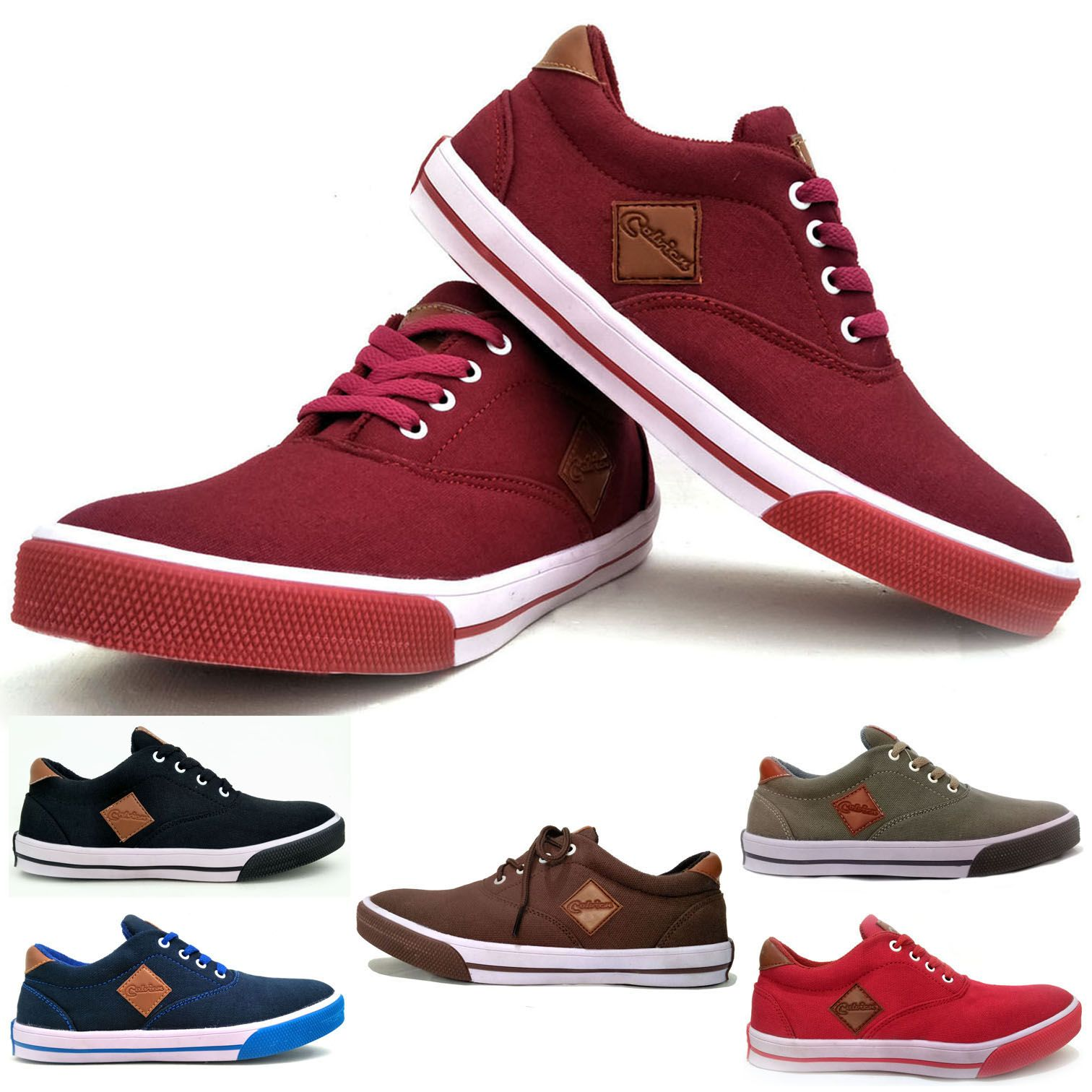 Sepatu Calvien Sepatu Sneakers Sepatu Sneakers Sepatu Kets Sepatu