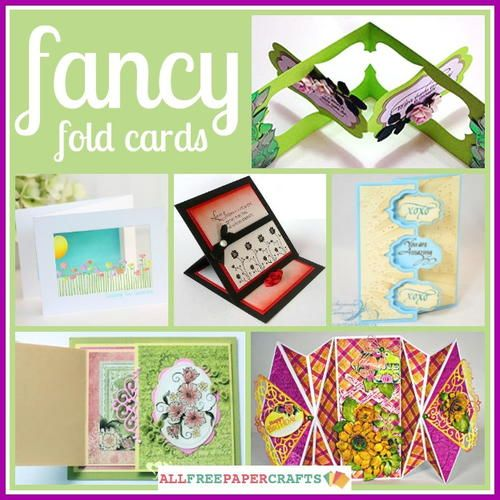 Free Printable Crafts 50 Handmade Card Ideas Scrapbook Layout