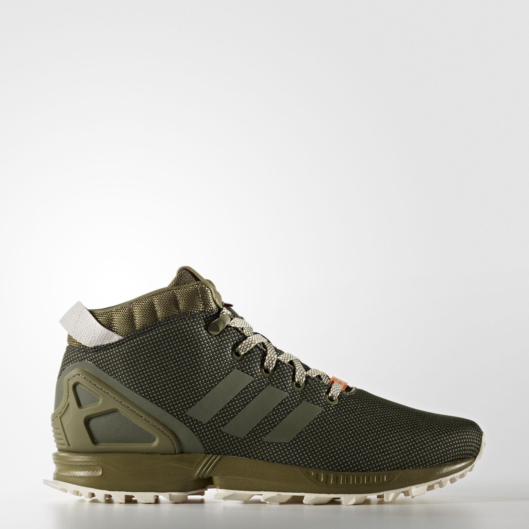 adidas zx flux 5/8 green