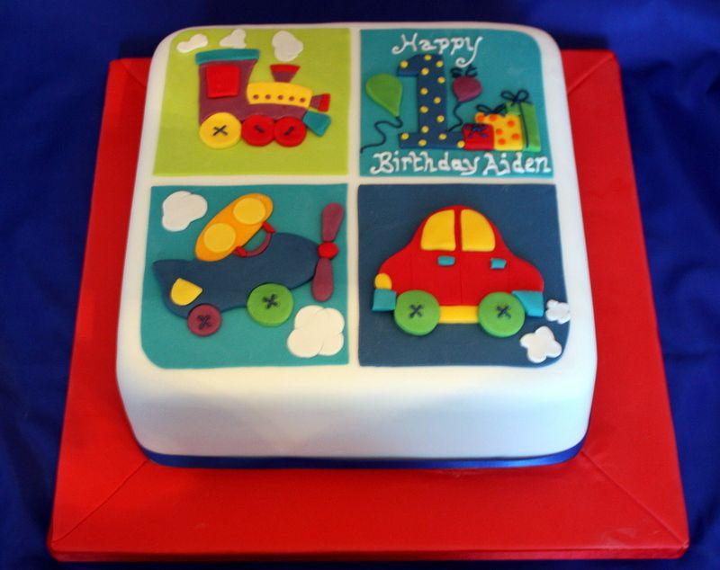 cute birthday cakes for boys 1st birthday cake design