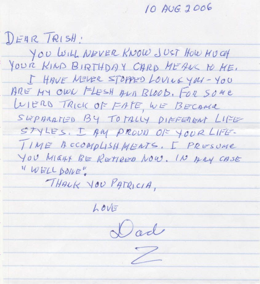 Birthday Response Letter  Their Response Reveals An Important