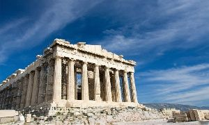 Groupon - ✈ 7-Day Athens Vacation with Airfare from Gate 1 Travel