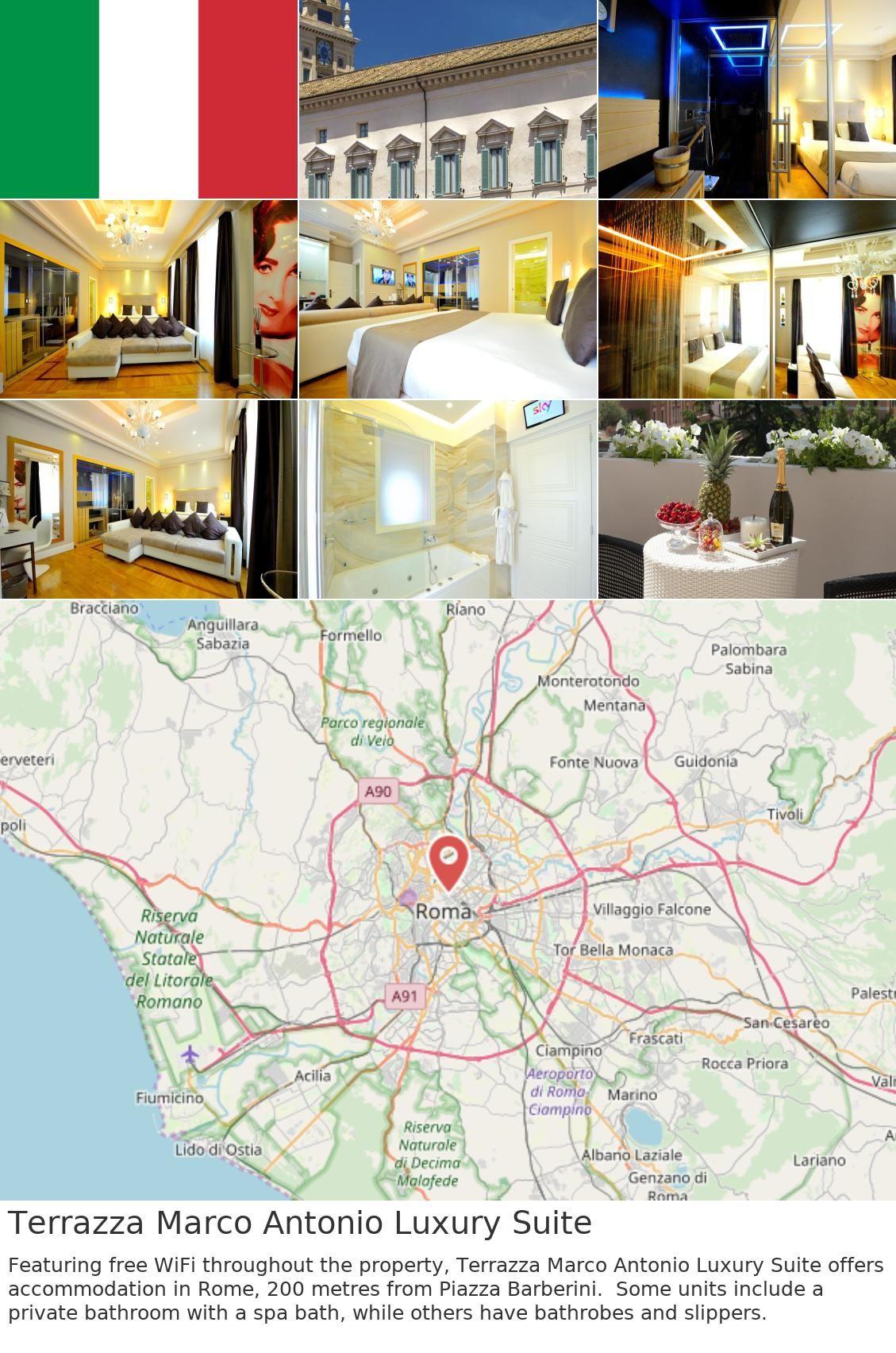 Terrazza Marco Antonio Luxury Suite In 2019 Italy