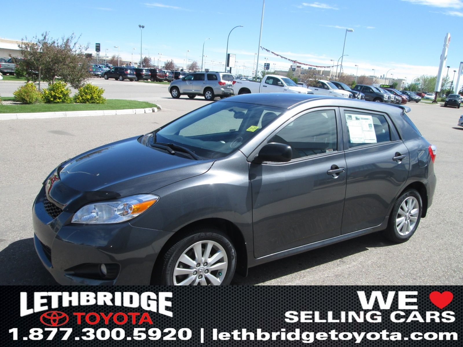 2010 Toyota Matrix For Sale Lethbridge Ab Trucks For Sale