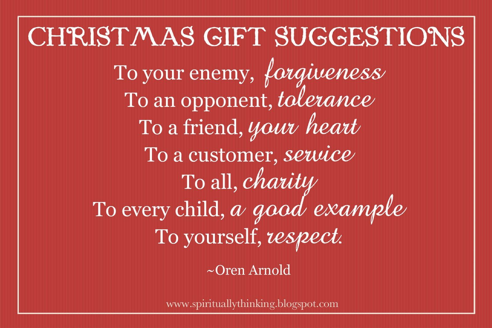 Christmas Gift Suggestions~<3 | Walk by Faith | Pinterest | Gift ...