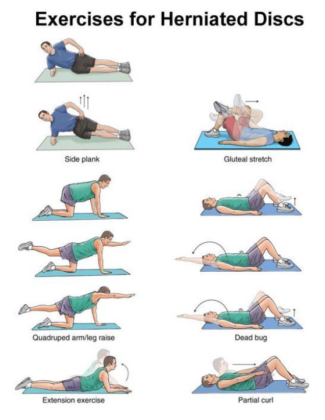 11++ Yoga for slip disc inspirations