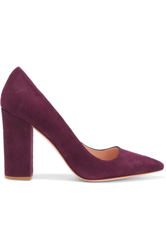 4e8671369f87 Iris   Ink Suede pumps