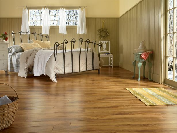 Armstrong Walnut Laminate Floor With Images Walnut Laminate