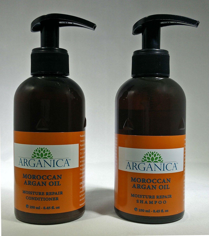Moroccan Oil Moisture Repair Shampoo and Conditioner Combo