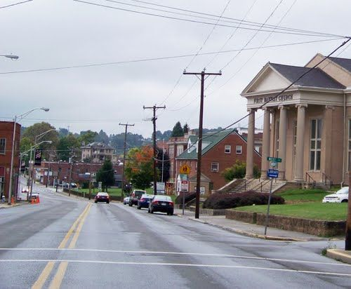 Distance Between Princeton Wv And Beckley Wv Princeton West Virginia Most Haunted Places West Virginia