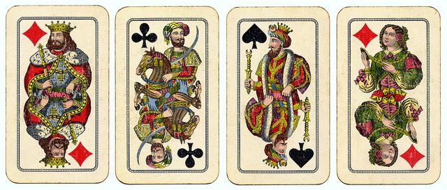 All sizes | Vintage playing cards | Flickr - Photo Sharing!