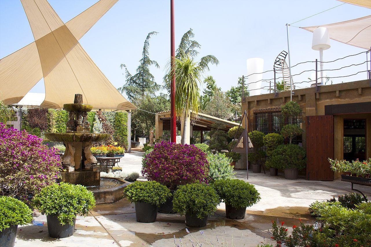 Jardins de tramuntana, instalaciones